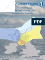 Characterising Scotland's Marine Archaeological Resource