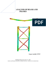 Plastic Analysis Beams Frames