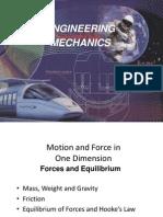 ENGINEERING MECHANICS BASICS