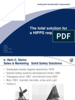 ISA - The Total Solution for a HIPPS Requirements