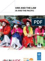sexworker and law - world wide - study by UN.AIDS