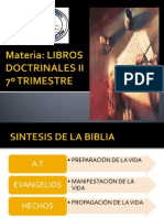 Libros doctrinales de 7mo