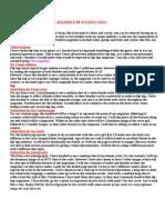 G321 Magazine Initial Ideas - Formal Proposal