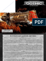 **Fandex** Warhammer 40K Battlefleet Gothic-Core Rules Alpha (1.5)
