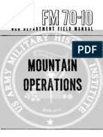 FM 70-10 Mountain Operations (sep 1947)