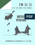 FM 31-71 Northern Operations (jun 1971)