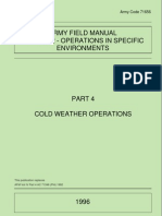 AC 71656 Part 4 Cold Weather Operations (1996)
