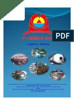 The NEW Company Profile