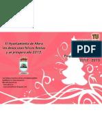 Diptico Actividades Navidad 2012ext