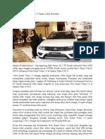 Suzuki New Grand Vitara 2.4 Tampil Lebih Memukau