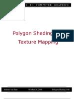 Polygon Rendering