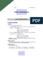 0.Outils mathematiques