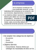 Funciones de una empresa