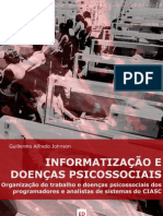 Informatização E Doenças Psicossociais