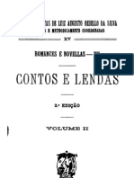 Contos e Lendas de Luiz Augusto Rebello da Silva vol. 2