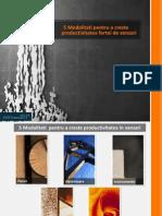 5 Modalitati de a Creste Productivitatea Fortei de Vanzari1