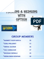 Trading Hedging With Options Ppt