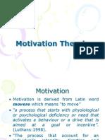 leadership motivation theories