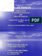 solar pond