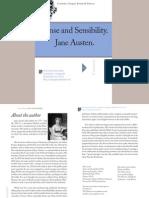 Austen Sensesensibility