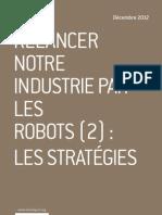 Relancer notre industrie par les robots (2)