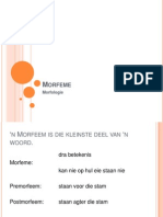 Morfologie_morfeme