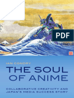 The Soul of Anime by Ian Condry