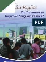 RegularRights, Do Documents Improve Migrants' Lives? english