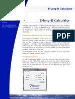 Erlang-b Calculator Instructions