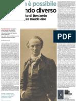 Il libro di Walter Benjamin su Baudelaire - L'Unità 19.12.2012