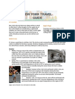 Hotels4u New York Travel Guide