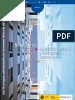 Guías técnicas para la rehabilitación de la envolvente térmica de los edificios nº 5