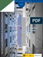 Guías técnicas para la rehabilitación de la envolvente térmica de los edificios nº 6