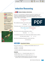 ML Geometry 2-3 Deductive Reasoning