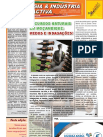 Revista Electronica-Energia & Industria Extractiva Mocambique-edicao Xx-Versao Portuguesa