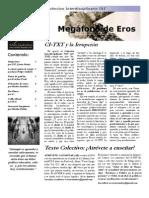 Megáfono de Eros