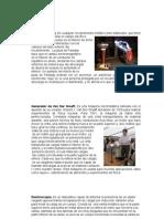 Jaula de Faraday, Van Der Graf, Electroscopio