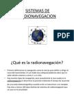 Sistemas de Radionavegacion