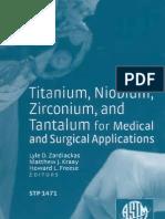 titan niobiu zirconiu tantal