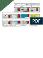 Calendario 2013 SDS