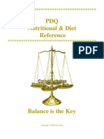 Pdq Nutritional