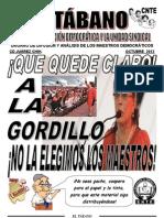 EL TÁBANO OCTUBRE 2012 V