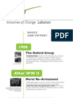 Initiatives of Change (IofC) Lebanon