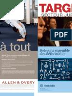 TargetCarrières Juridique 2013