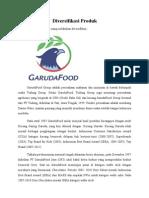 Diversifikasi Produk garuda food