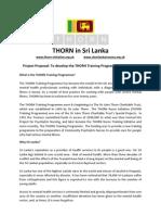 THORN in Sri Lanka