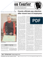 Bison Courier, December 20, 2012