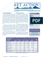 November 2012 Portland Oregon Real Estate Home Values Report Statistics