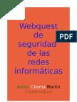 Webquest Seguridad informatica