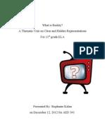 Kalan Compiled Unit Plan Aed341